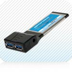 Conceptronic CUSB3EXC PC EXPRESS CARD USB 3.0